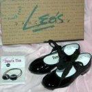 Size 3.5 Tap Shoes /Children sizes /Black /SRP $23.00