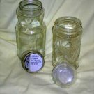 Planters Peanut Glass containers