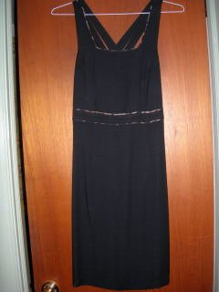 Size 8 NWT Little Black Dress - Cocktail Dress - Prom - Special Occasion