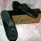 size 5.5 Adult Black Split Sole Jazz shoes SRP $43.50
