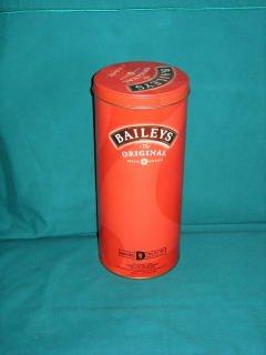 Bailey's Irish Cream Collector Tin
