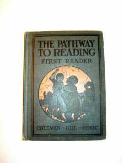 1925 The Pathway to Reading / Silver Burdette