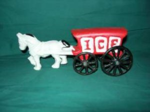 Cast Iron Toy Truck Replica - *NEW*