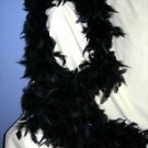 Chandelle Feather Boa **NEW** 2 yd length for Halloween, etc