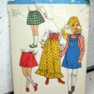 Child Size 6 Skirt - Jumper - Skort Simplicity Pattern 9479