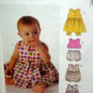 Infant Dress Rompers Panties and Pantaloons McCalls 8731USED