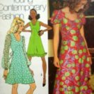 Misses' Sz 10 'Young Contemporary Fashion' Dress USED Simplicity 5015