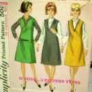 Misses' Size 14 Jumper Pattern Simplicity 5649