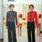 Misses' (14-16-18) Semi-Fitted Jacket/Top & Pants USED Butterick 4625