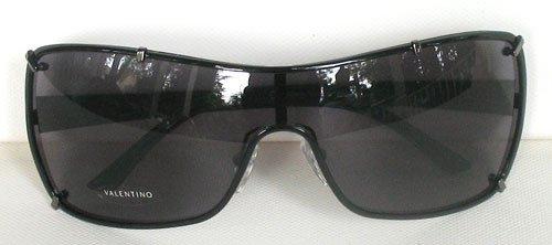 Valentino Aviator Sunglasses Swarovsky VAL 5574/S BKSON