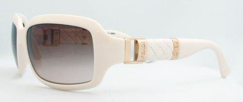 Fendi White Sunglasses FS447 280