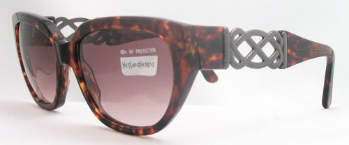 Yves Saint Laurent 6552 Y506 New Vintage Sunglasses