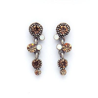 Exotica Swarovski Crystal Earrings