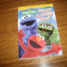 BRAND NEW SESAME STREET GIANT ACTIVITY PAD