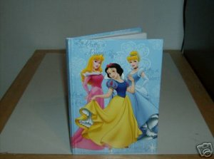 BRAND NEW SNOW WHITE  AND THE PRINCESS JOURNAL