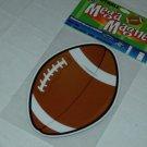BRAND NEW FUN FOOTBALL MAGNET