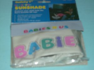 BRAND NEW SAFETY 1ST BABIES 'R' US SUNSHADE