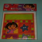 DORA THE EXPLORER EIGHT PARTY GIFT BAGS