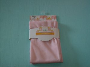 BRAND NEW LT PINK GIRLS SPRING FLING TIGHTS SIZE 2- 4