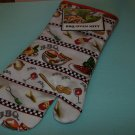 BRAND NEW COLORFUL BBQ ITEMS ON BBQ /OVEN MITT