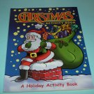 BRAND NEW CHRISTMAS  A HOLIDAY ACTIVITY BOOK