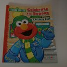 CELEBRATE THE SEASON WITH SESAME STREET BRAND NEW COLORING & ACTIVITY BOOK