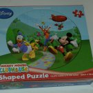 BRAND NEW FUN DISNEY MICKEY MOUSE CLUBHOUSE 24 PIECE PUZZLE
