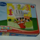 BRAND NEW DISNEY 24 PIECE MICKEY MOUSE CLUBHOUSE PUZZLE
