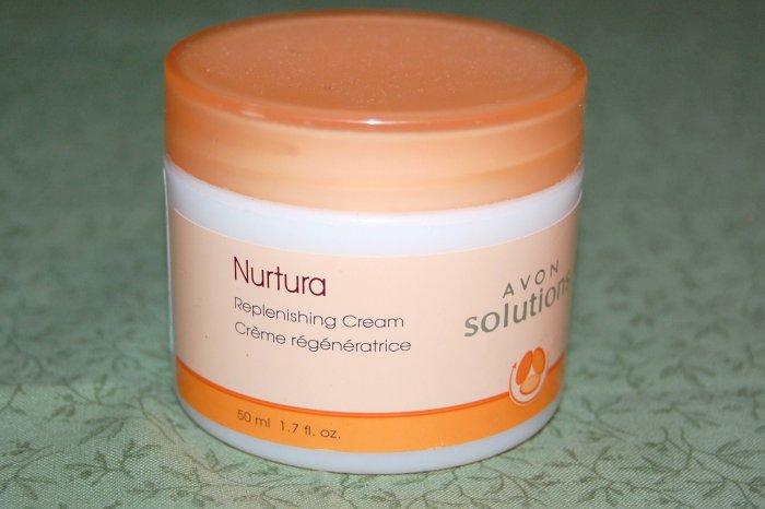 Avon - Solutions Nurtura Replenishing Cream
