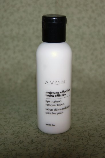 Avon - Moisture Effective Eye Makeup Remover Lotion