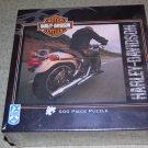Puzzle - Harley-Davidson Motor Cycles