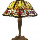 Handcrafted Victorian Tiffany Style Table Lamp
