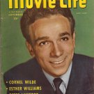 Movie Life Magazine September 1946 Dane Clark Good Cond