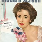 MODERN SCREEN 1950 MARCH LIZ TAYLOR SPECIAL ISSUE