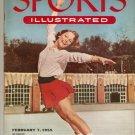 Sports Illustrated Feb 1955 Studebaker  Speedster Ad