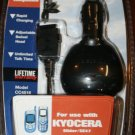 Cell Phone Rapid Car Charger Kyocera Slider SE47 NEW!!!