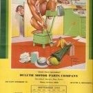 Lawson Wood Cartoon Print  Topic of the Tropics 1946