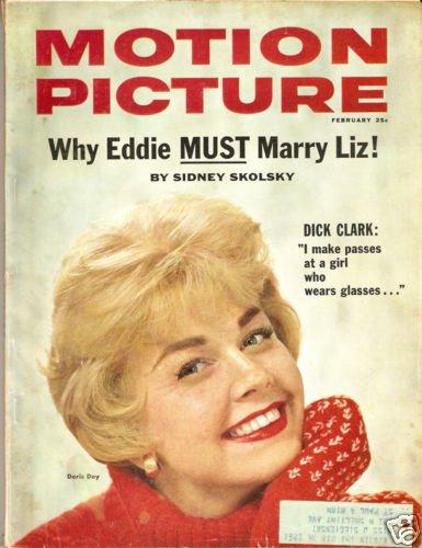 2 Motion Picture Magazine Feb & Oct 1959 - Doris Day