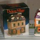 Dept 56 Dickens Village Ceramic Candle Holder Building
