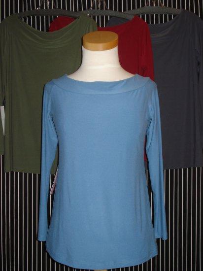Bodacious Blue Tunic Size 14