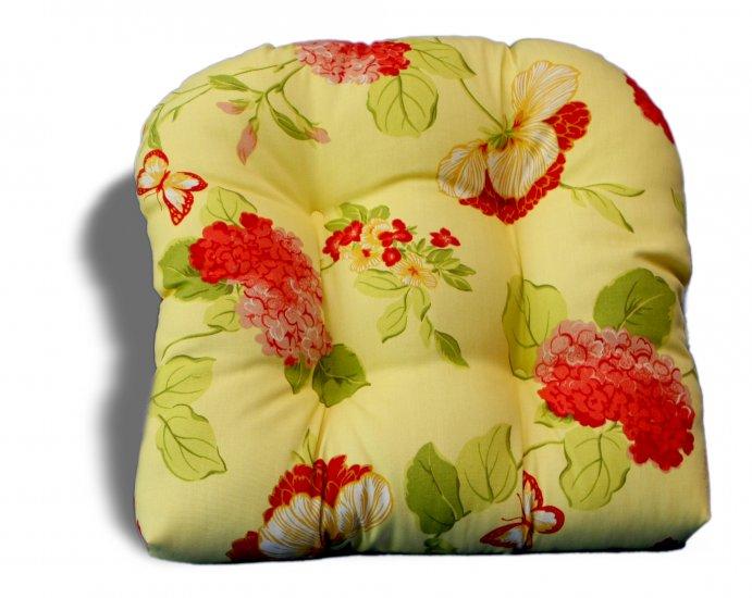 Risa Lemonade Outdoor Patio Furniture Replacement Chair