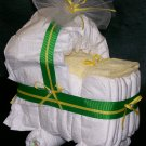 John Deere lil' Farmer Diaper Bassinet Baby Shower