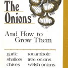 All the Onions And How to Grow Them