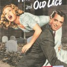 Arsenic and Old Lace VHS tape NEW Cary Grant