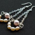 Handmade Pearl Earring (Pearly Gate)