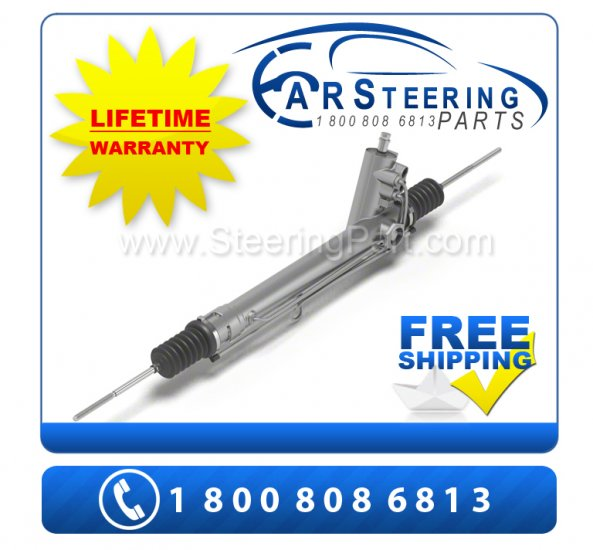 1986 Lincoln Mark Vii Power Steering Rack and Pinion