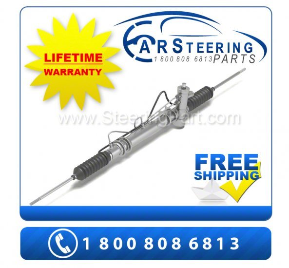 1984 Volkswagen Jetta Power Steering Rack and Pinion