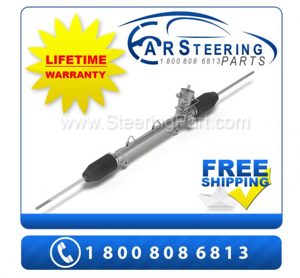 2002 Saturn Sc Series Power Steering Rack and Pinion