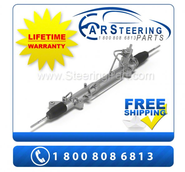 2008 Ford Trucks Edge Power Steering Rack and Pinion