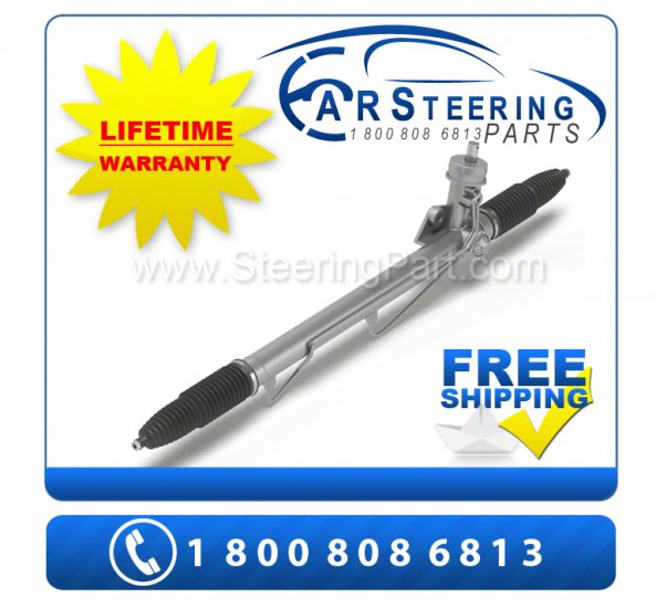 1999 Audi A4 Quattro Power Steering Rack and Pinion